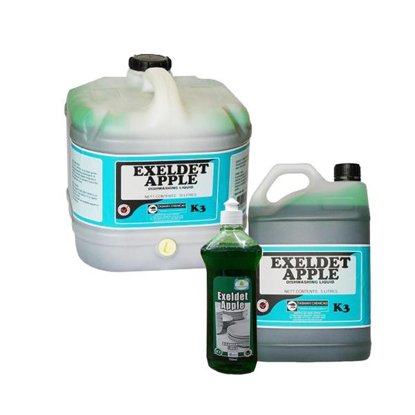 Exeldet Dish Washing Liquid Group