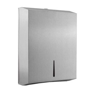 Stella DC5930 Stainless Steel Slim Fold Paper Dispenser