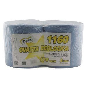 Stella 1160 Industrial Blue Roll Towel