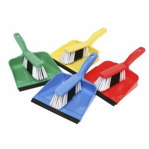 Edco Dustpan Brush Set