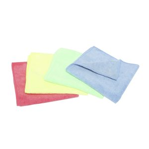 Edco TUF Bulk Microfibre Cloths 50PK