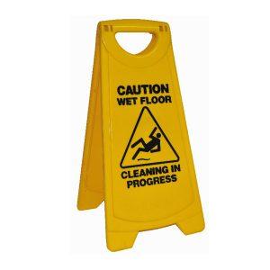 Edco Warning Sign