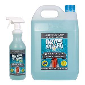 Enzyme Wizard Bin Cleaner Deodoriser