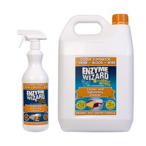 Enzyme Wizard Carpet and Upholstery Cleaner