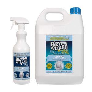 Enzyme Wizard Urinal