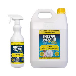 Enzyme Wizard Urine Stain and Odour Remover