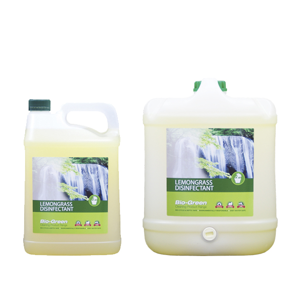 Biogreen Lemongrass Disinfectant