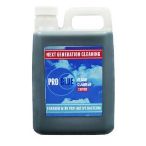 Pro Blue Floor Cleaner