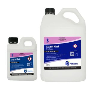 ACCENT MUSK Commercial Grade Disinfectant
