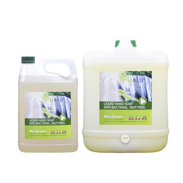 Biogreen Antibacterial Soap Group