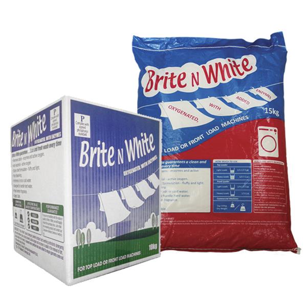 Brite N White Heavy Duty Laundry Powder