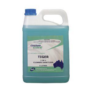 Custom Tiger 2-in-1 Cleaner Sanitiser