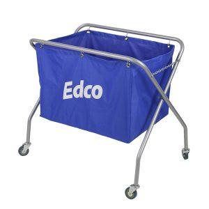Edco Metal Frame Scissor Trolley Complete