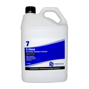 S-CLEAN Surface Sanitiser Cleaner