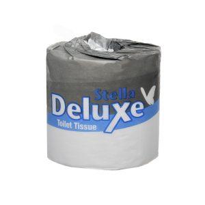 Stella 3303 Deluxe 3 Ply Toilet Tissue