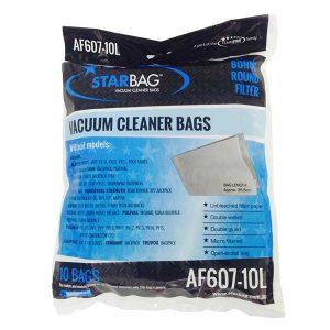 Starbag AF607-10L Paper Vacuum Bags 10 Pack