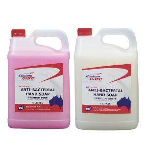 Custom Antibacterial Hand Wash