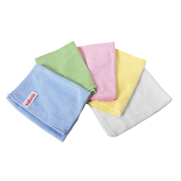Sabco Millentex Premium Microfibre Cloths 6 Pack