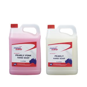 Custom Pearly Hand Wash