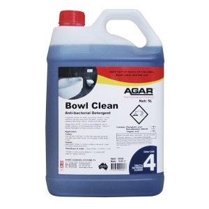 Agar Bowl Clean