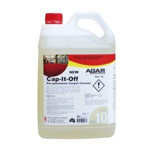 Agar Cap It Off Encapsulation Carpet Cleaner 5L
