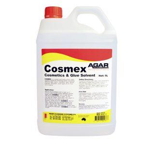 Agar Cosmex Cosmetic Glue Solvent 5L