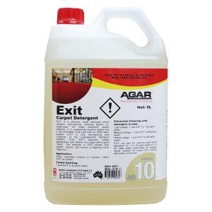 Agar Exit Carpet Detergent
