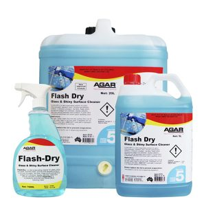 Agar Flash Dry Antibacterial Glass and Surface Cleaner