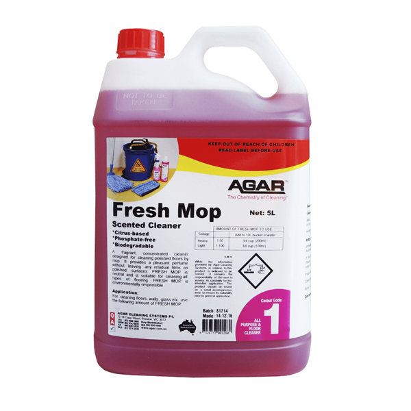 Agar Fresh Mop