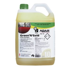 Agar Green N Gold Carpet Detergent