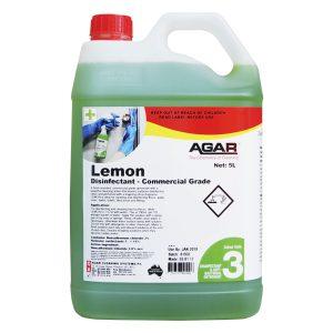 Agar Lemon Commercial Grade Disinfectant.