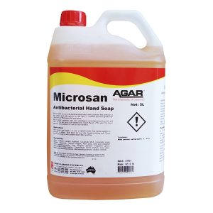 Agar Microsan Antibacterial Hand Soap
