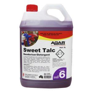 Agar Sweet Talc Deodoriser / Detergent