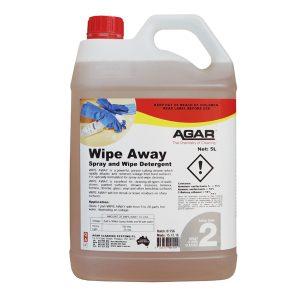 Agar Wipe Away