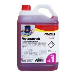 Agar Autoscrub