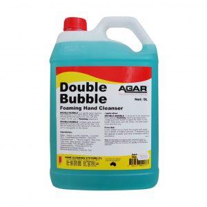 Agar Double Bubble Foaming Hand Cleanser