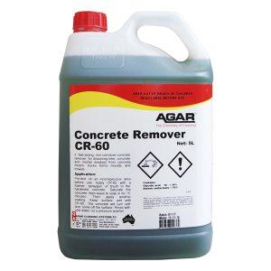 Agar CR-60 Concrete Remover