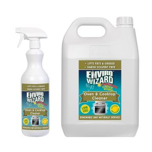 Enzyme Wizard Oven and Cooktop Cleaner