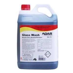 Agar Glass Wash Detergent 5L