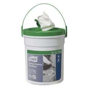 Tork Hand Cleaning Wet Wipes Tub