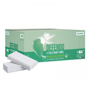 DEFENDO 9240ESP V-Fold Hand Towel