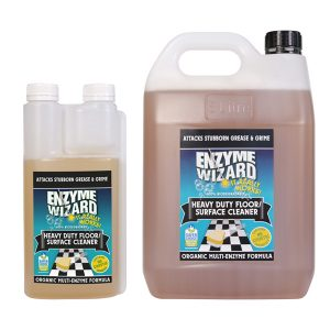 Enzyme Wizard Heavy Duty Floor/Surface Cleaner