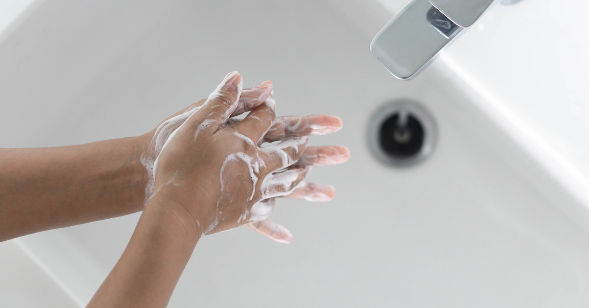 how to wash your hands, hand washing, allets online